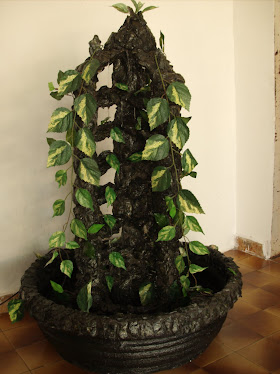 24....................Ref: 034-1 cascata modelo piramide