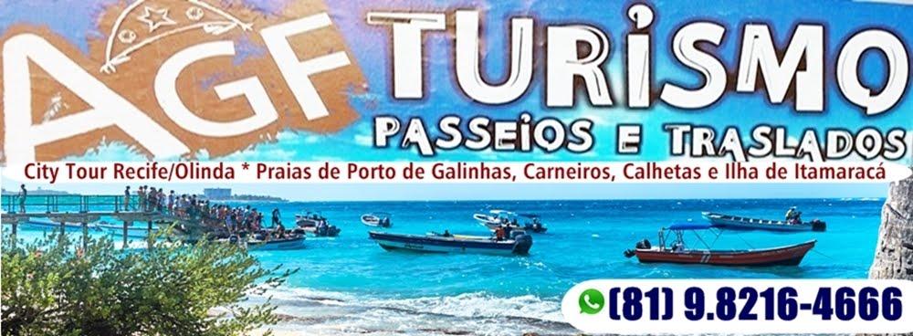 O MELHOR DO TURISMO RECEPTIVO EM RECIFE! - Passeios e Traslados em Recife e Porto de Galinhas