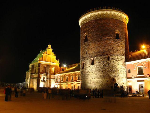 مدينة لوبلين في بولندا