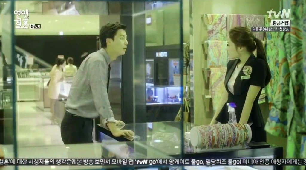 sinopsis marriage not dating ep 6 part 1