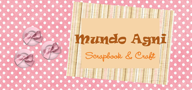 Mundo Agni  Scrapbook - Crafts - Decor