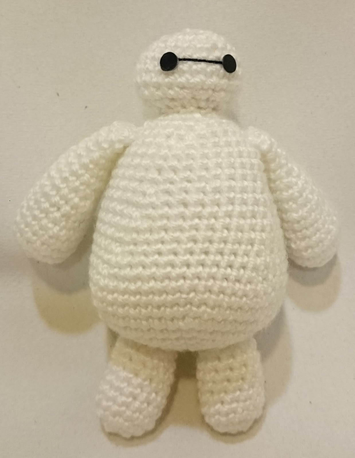 AWESOME NEEDLES: AMIGURUMI BAYMAX V?DEO TUTORIAL