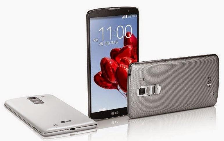 Harga LG G Pro 2