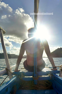 SKY is the Limit...  Heavenly Wonders of Caramoan, Camsur / sail away