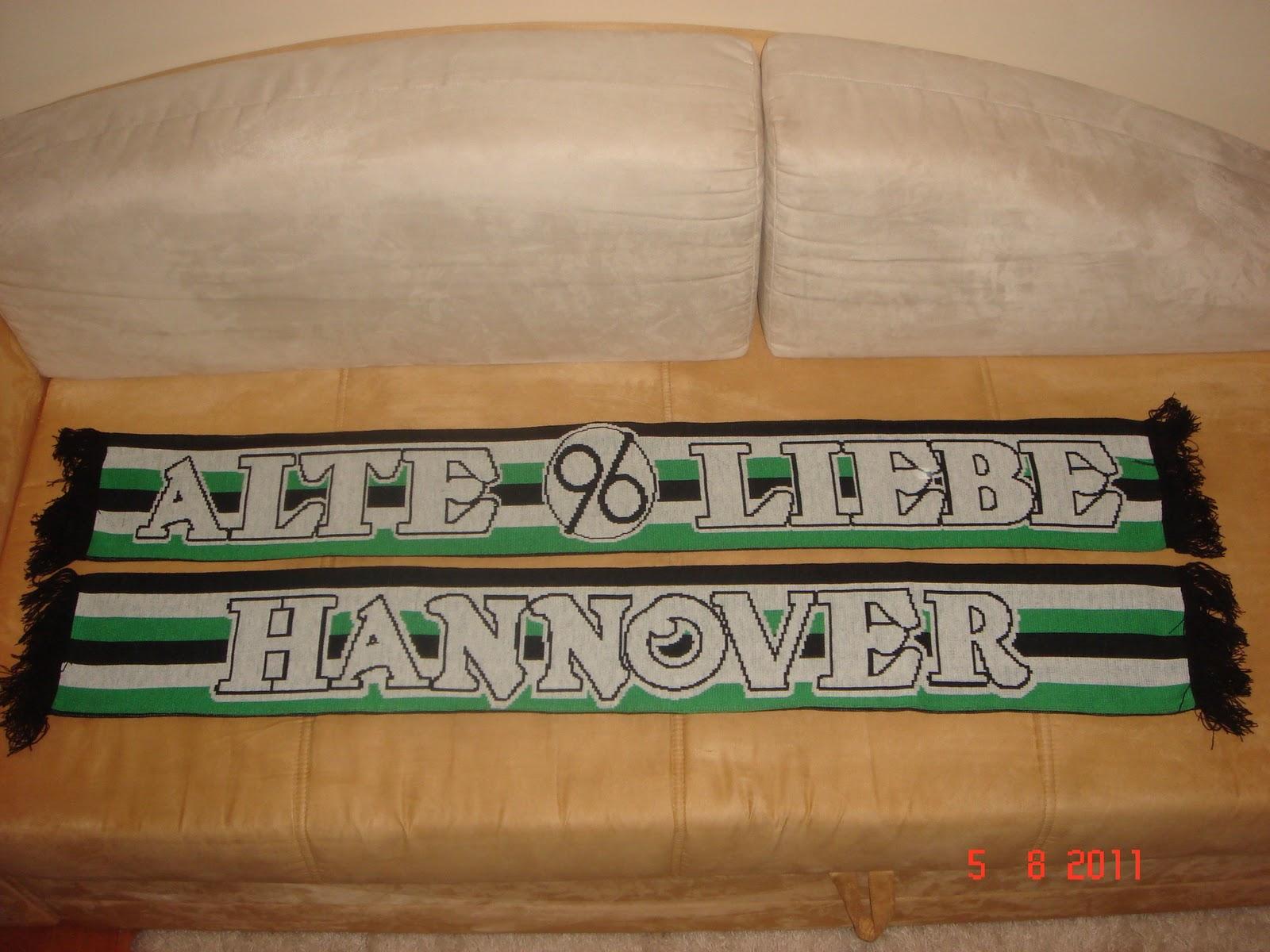 Liebe Hannover hans schals scarves 2012