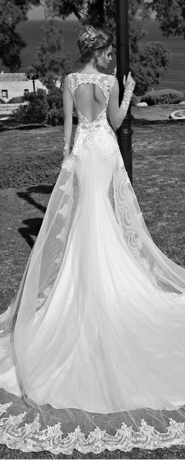 Galia Lahav Spring 2015 La Dolce Vita Bridal Collection Fashion Shared