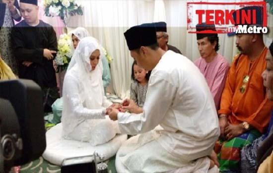 Komen Nabila Huda selepas bergelar isteri kepada Mohd Izwan Johar