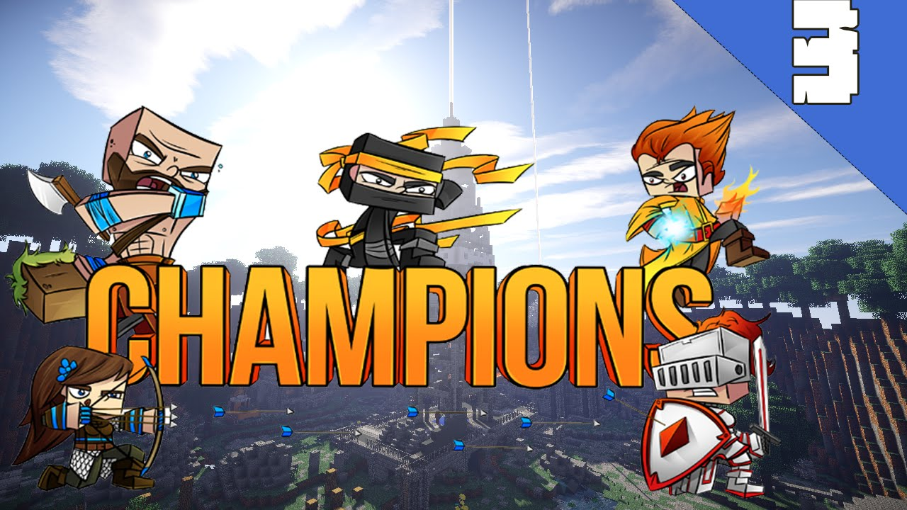 dominate is one of the three champions games that feature the same kits and maps picture by thedarkwarlord mc