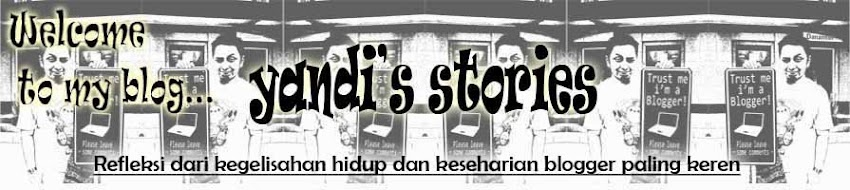 yandi's stories