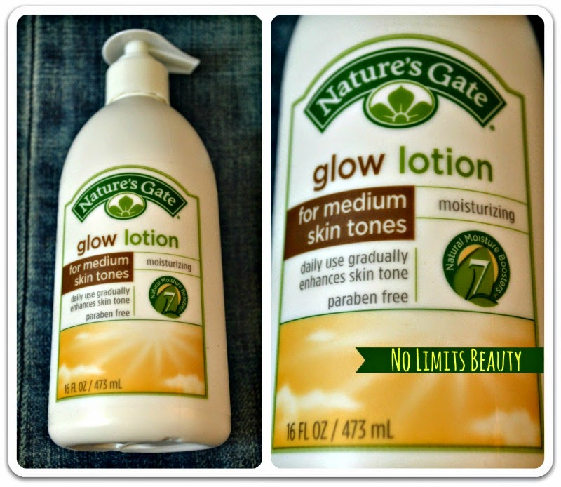 iHerb - Nature's Gate Glow Lotion