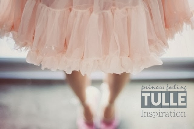 INSPIRATION | TULLE