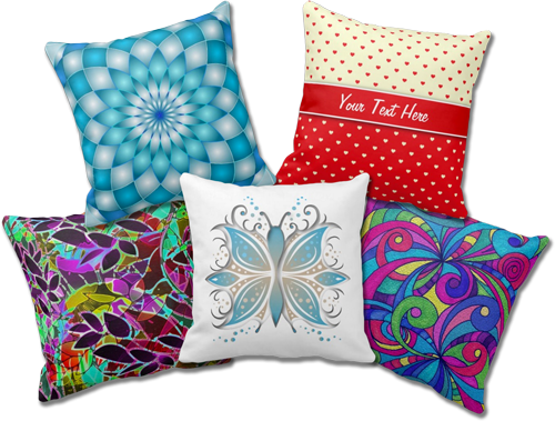 Beautiful Throw Pillows by Medusa81