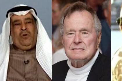 Pakai Nama George Bush untuk Putranya, Pria Kuwait Ini Dikecam