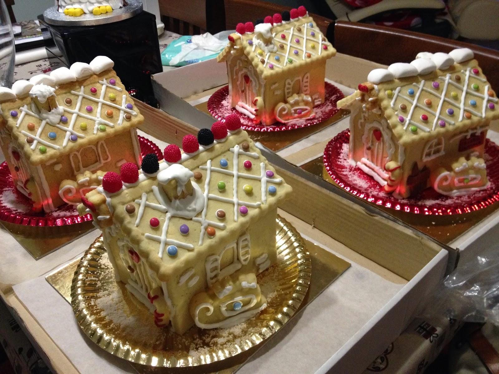Casetta Di Natale Con Pasta Frolla : Casetta di babbo natale con pasta frolla ricetta pane di babbo