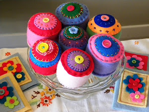 Pin Cushions and Needlecases