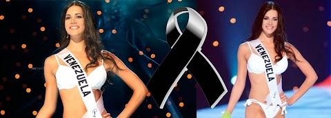 Asesinan a Miss Venezuela 2004, Monica Spear