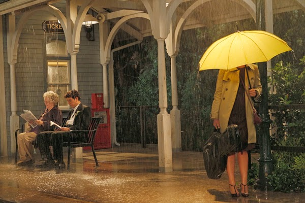 Yellow Umbrella - How I Met Your Mother Finale