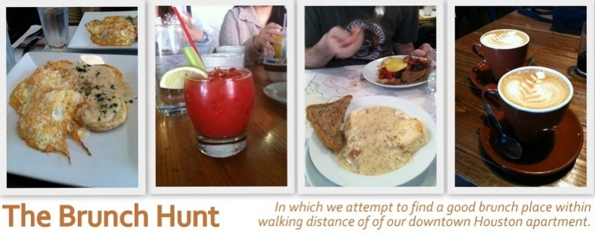 The Brunch Hunt