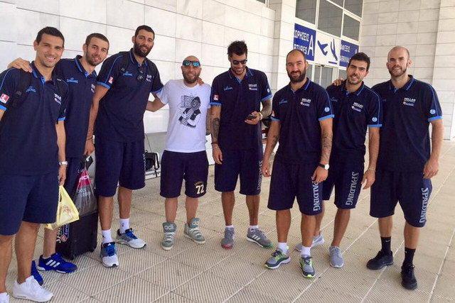 Τρέλα για την Εθνική ομάδα και ο Stavento