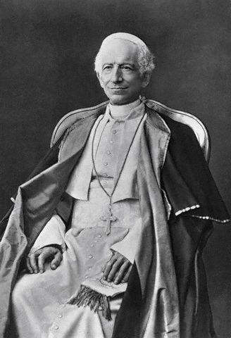 A Boat Against the Current: Quote of the Day (Pope Leo XIII, on ...