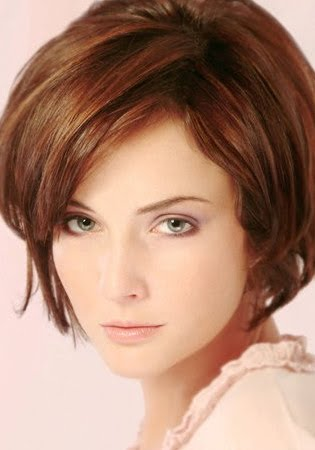 The best hairstyles 2012: Short Layered Bob Hairstyles 2012