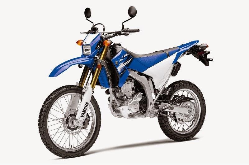 Motor Yamaha WR250R