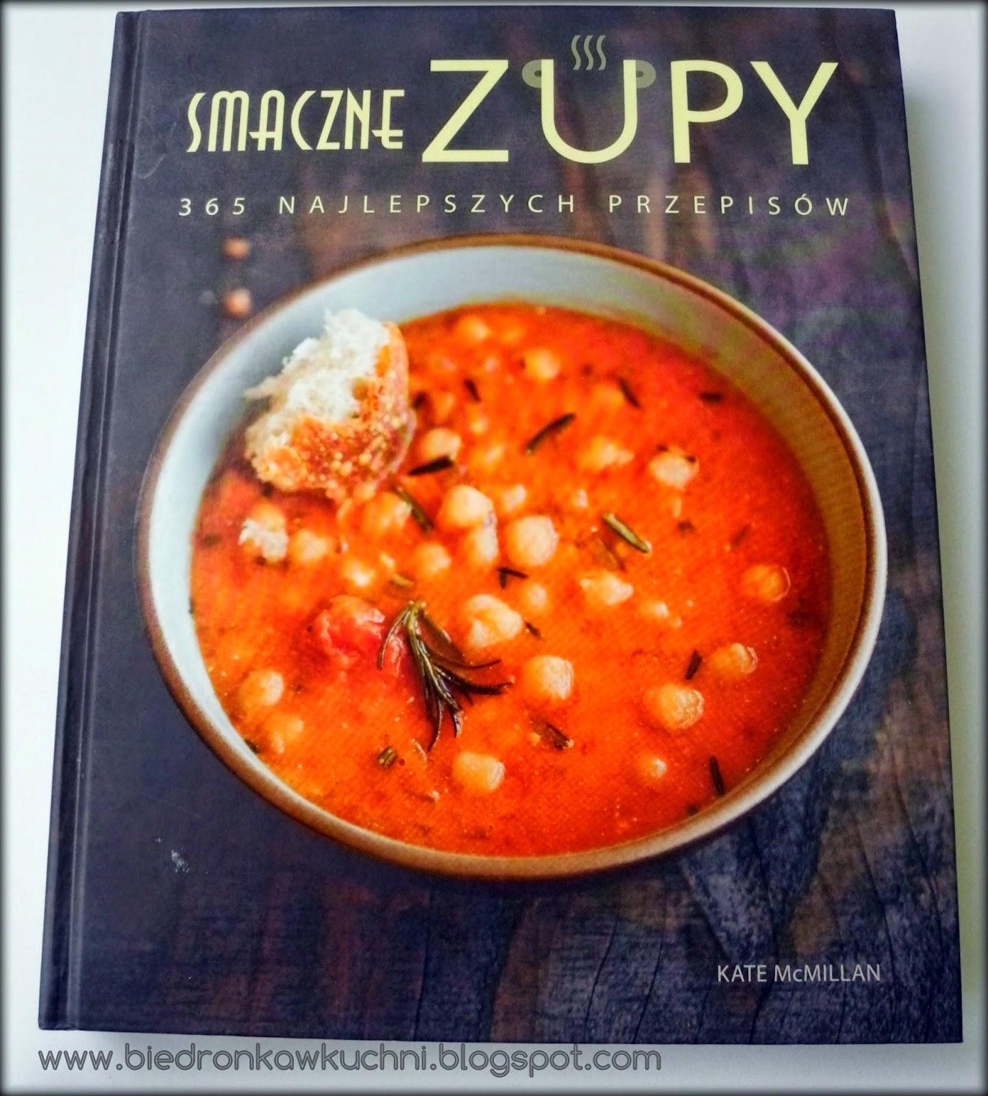 recenzja Smaczne zupy, Kate McMillan