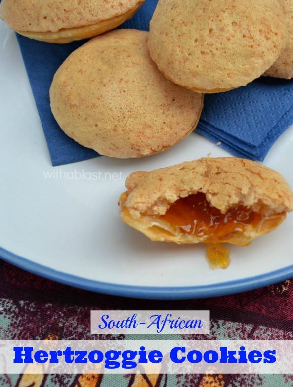 Hertzoggie Cookies
