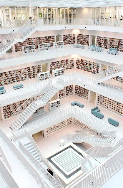 Hacer cursos biblioteca
