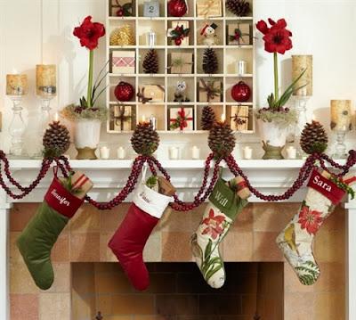 Decoração de Natal 2013