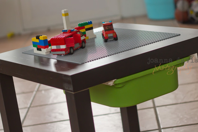 "DIY Holiday Gift Lego Table at ""PreK+K Sharing"""