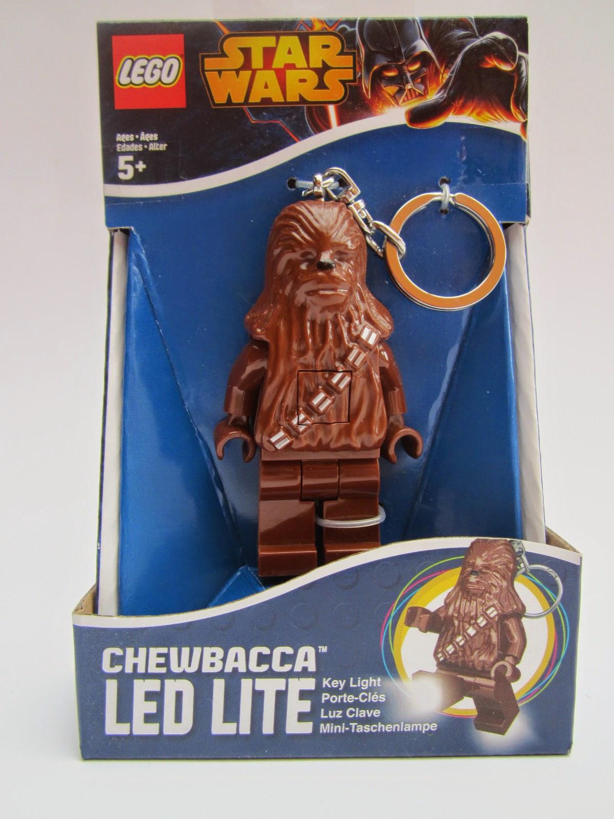 star wars collection: porte-clefs / lampe de poche (lego) part 2