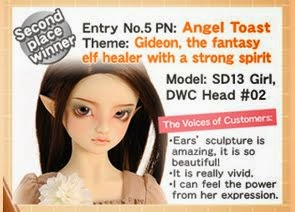 Volks Dollfie World Cup 2013