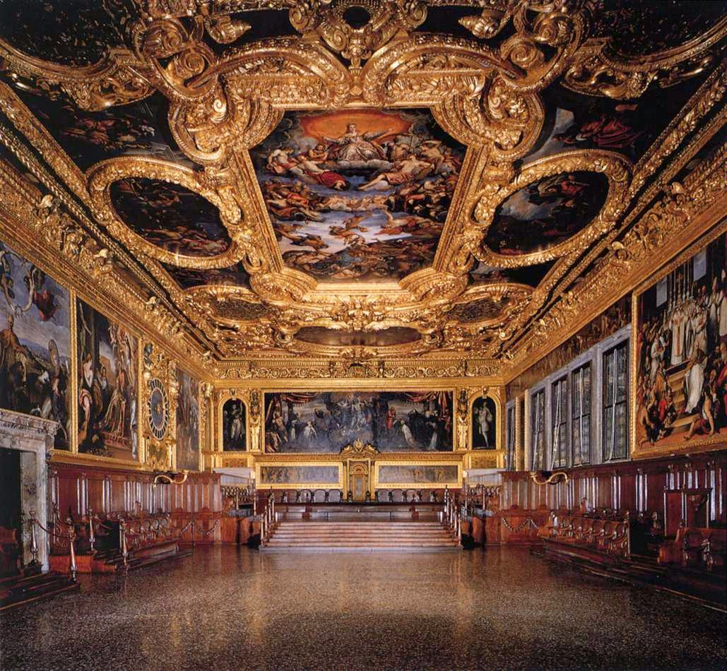Triumph-of-Venice-Senate-Room-Doge-Palace-Venice