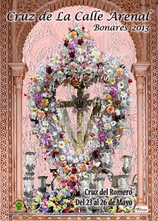 Cruces de Mayo en Bonares - 2013