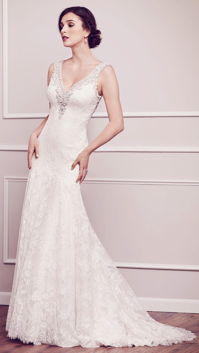 kenneth winston spring 2014 bridal collection belle the