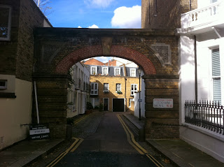 Lexham Mews, Kensington, London W8