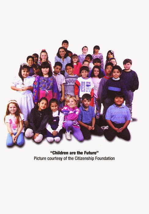 children the future of tomorrow Earth-1610 analogue of both children of the vault and future foundation.