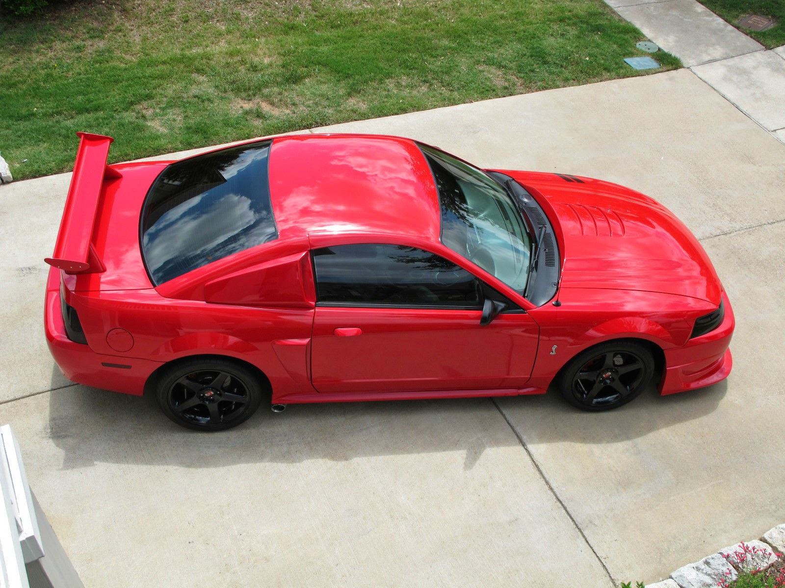 2004 Ford Mustang Gt Custom Super Charger For Sale American Muscle Cars