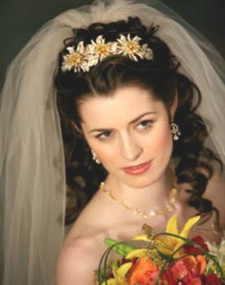 bridal hairstyles, bridesmaids hairstyles, wedding hairstyles