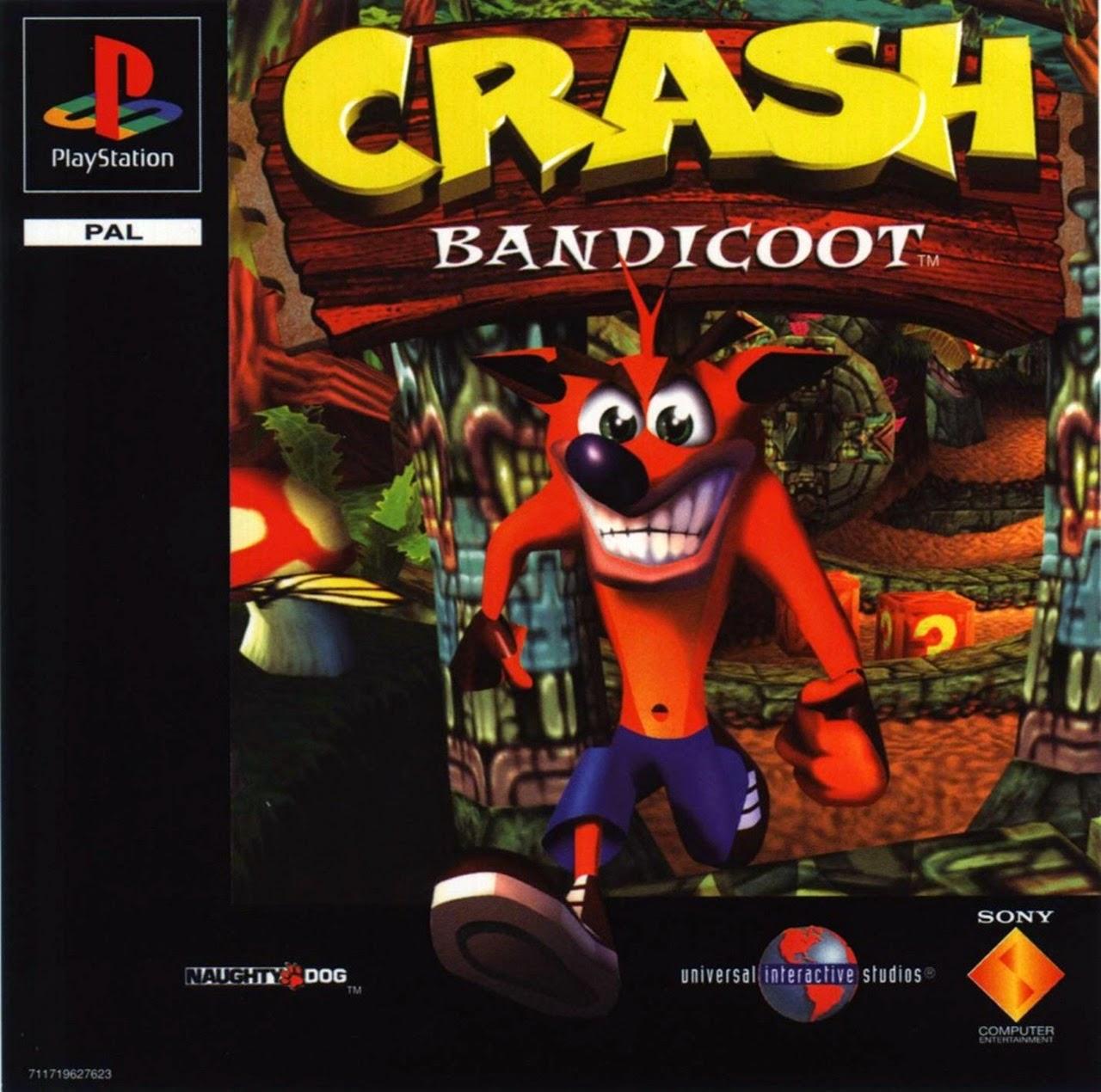 Crash Bandicoot | El-Mifka