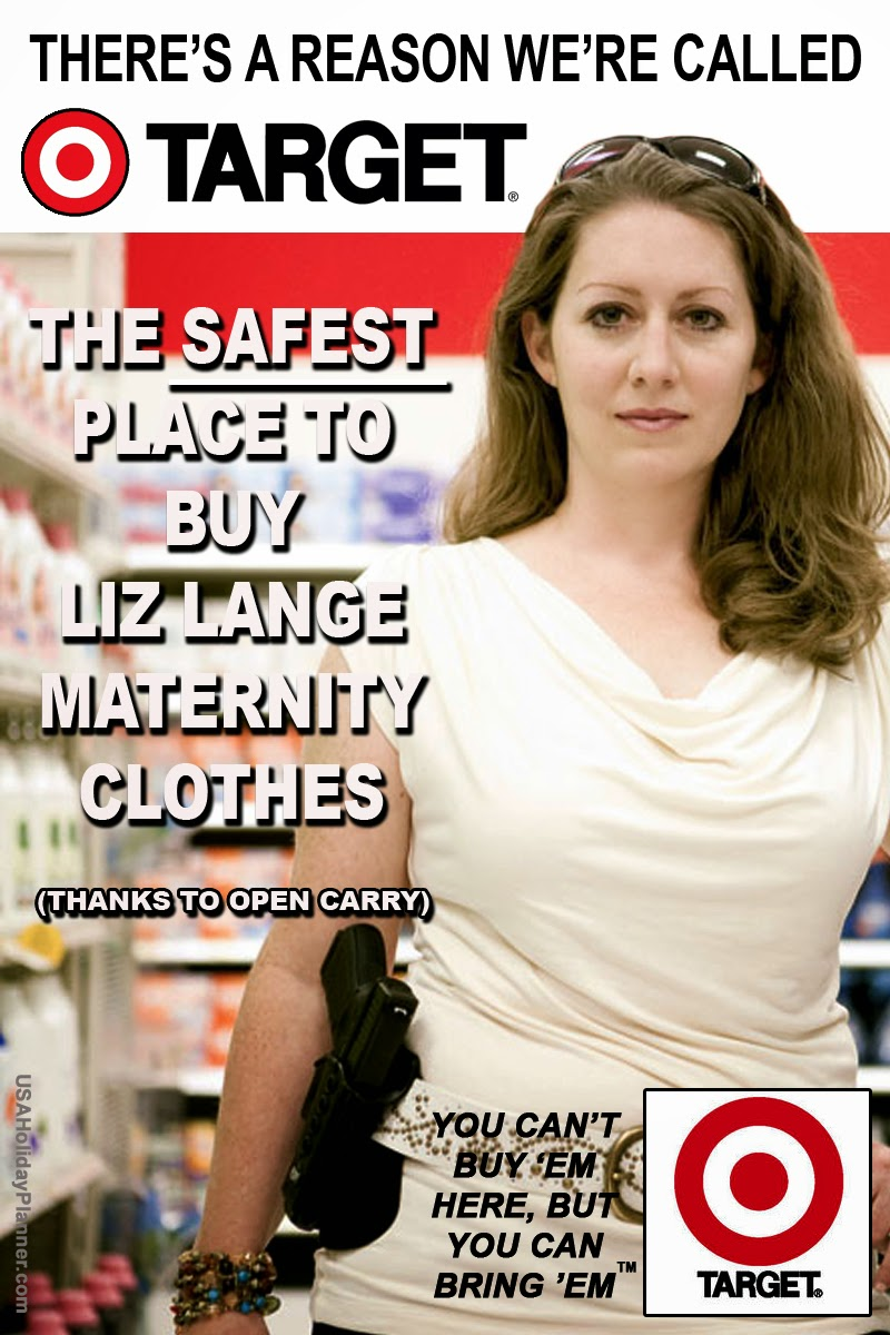 Target: The Safest Place to Buy Liz Lange Maternity