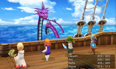 Leviatan Final Fantasy III PC