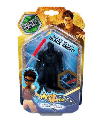 TOYS : JUGUETES - Matt Hatter Chronicles  Caballero Negro - Oscuro | Black Knight  Figura - Muñeco | Super Villanos  Producto Oficial Serie Clan | Simba | A partir de 3 años  Comprar en Amazon