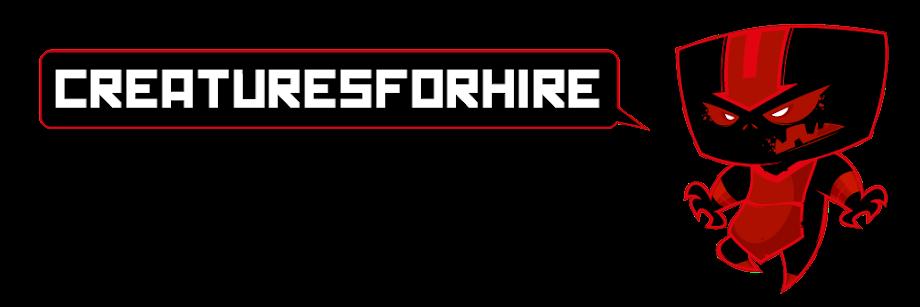CREATURESFORHIRE