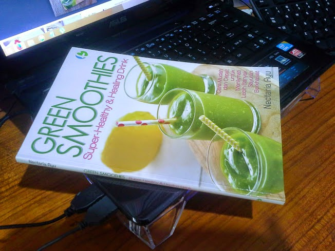 hidup sehat dengan green smoothies