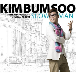 Kim Bum Soo - Slow Man Album  Kim%2BBum%2BSoo%2B-%2BSlow%2BMan