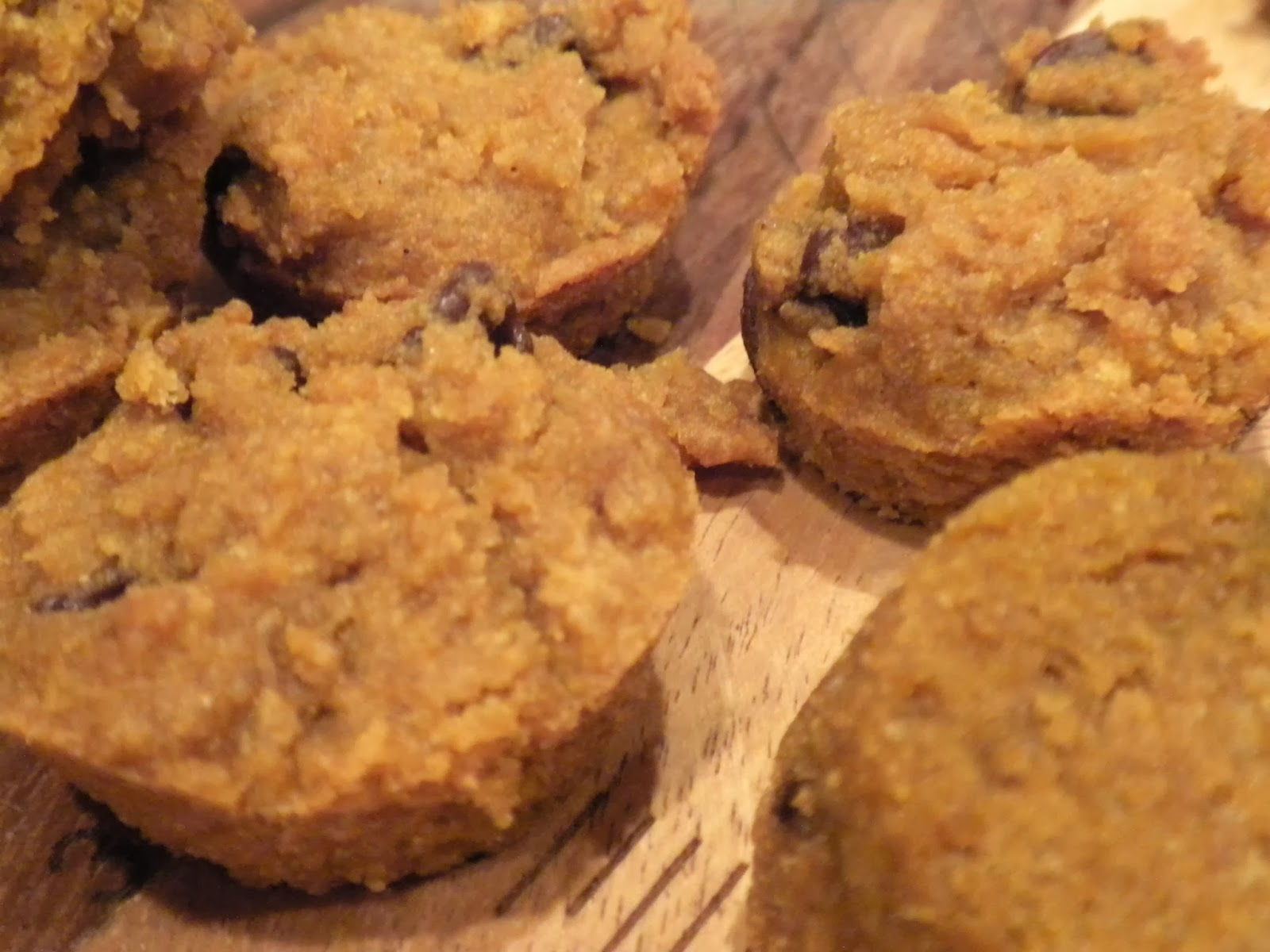 Pumpkin Chocolate Chip Cookies by Substance of Living
