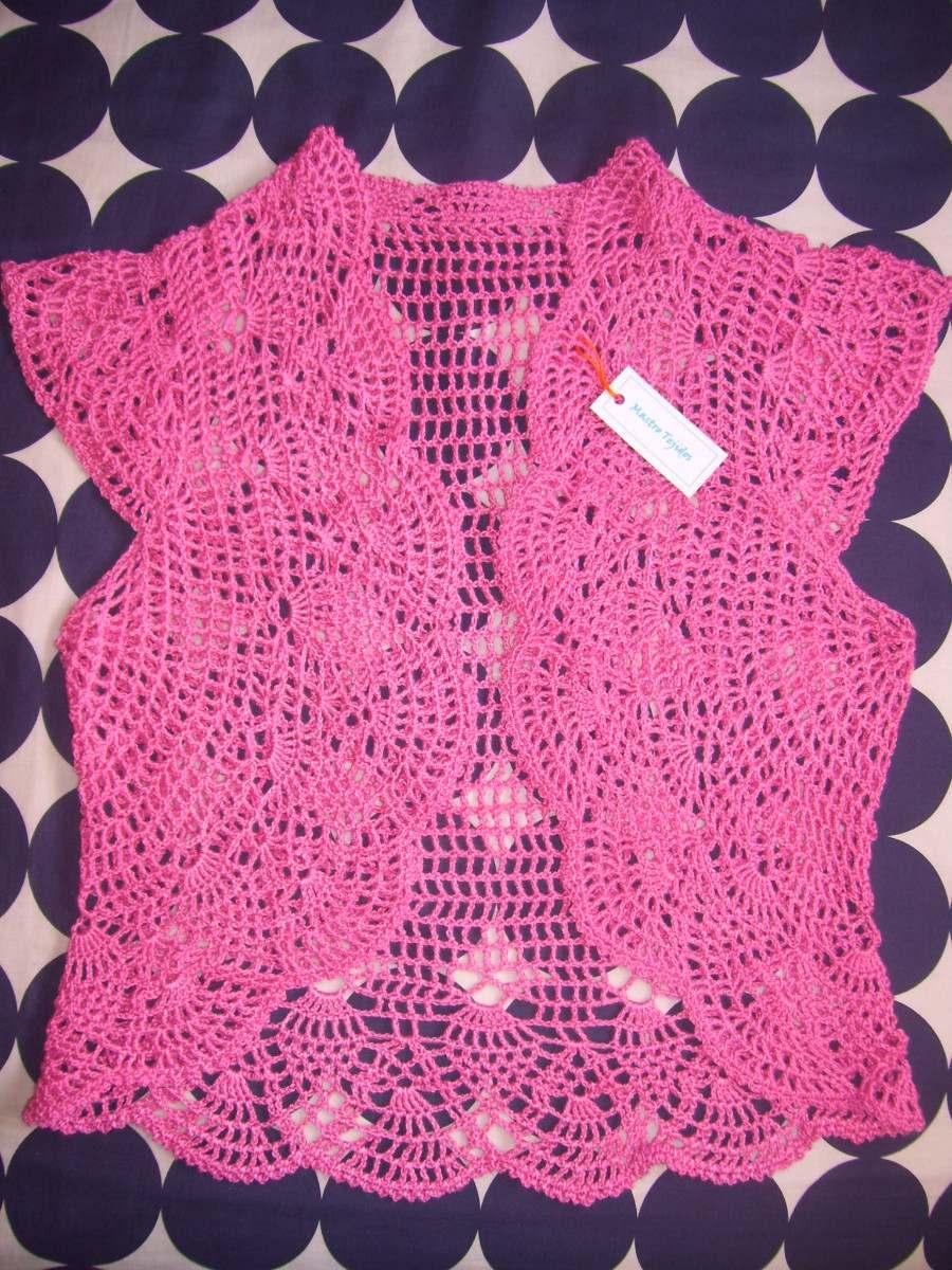 tejidos-artesanales-a-crochet-chalecos-boleros_MLA-F-2892484972_072012 ...