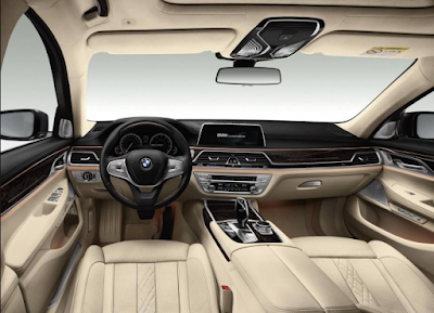 New 2016 BMW 7 Series Revealed Specs and Price Ahead of Schedule